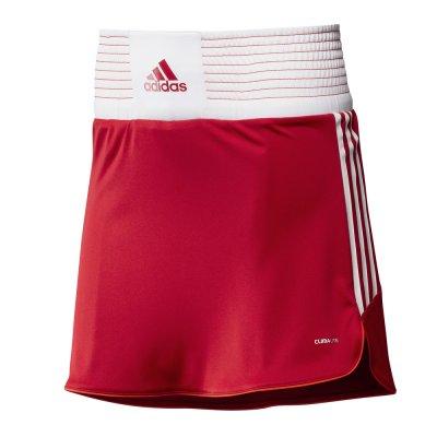 Юбка для бокса Adidas - красная