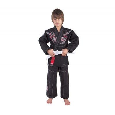 Детское кимоно для BJJ Fighter Demon
