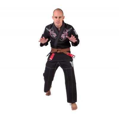 Кимоно для бразильского джиу-джитсу Fighter Demon