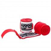 Бинты для бокса Fighter Красные