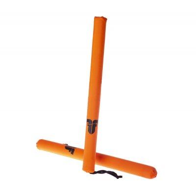 Тренерские палки для бокса Fighter Оранжевые