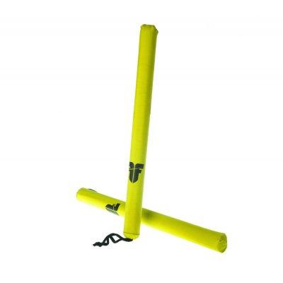Тренерские палки для бокса Fighter Желтые
