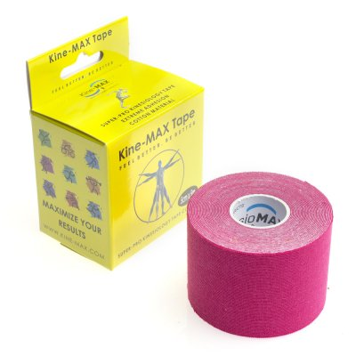 Тейпы Cotton Pink, 5см x 5м
