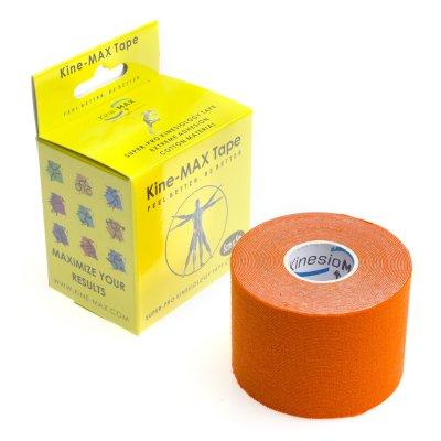 Тейпы Cotton Orange, 5см x 5м