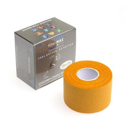 Оранжевый тейп Kine-MAX 3,8см x 10м