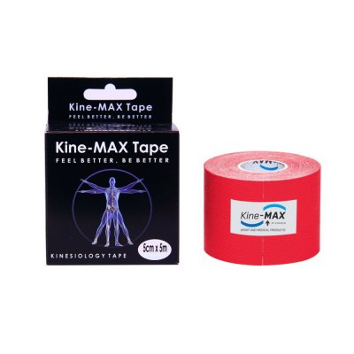 Кинезиологический тейп Kine-MAX, 5см x 5м