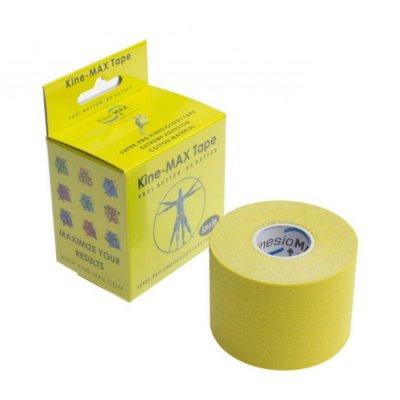 Тейпы Cotton Yellow, 5см x 5м