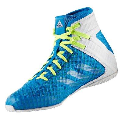 Боксерки Adidas SPEEDEX 16.1 Сине-белые