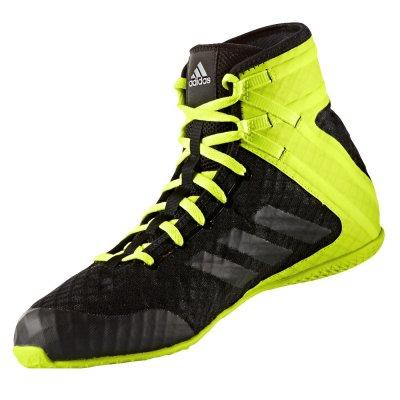 Боксерки Adidas SPEEDEX 16.1 Черно-желтые