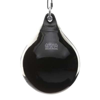 Водяная боксерская груша Aqua Bag 55 кг черная
