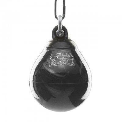 Водяная боксерская груша Aqua Bag 7 кг черно-серебряная