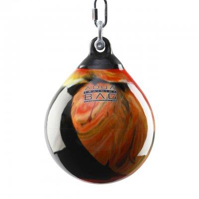 Водяная боксерская груша Aqua Bag 16 кг оранжевая