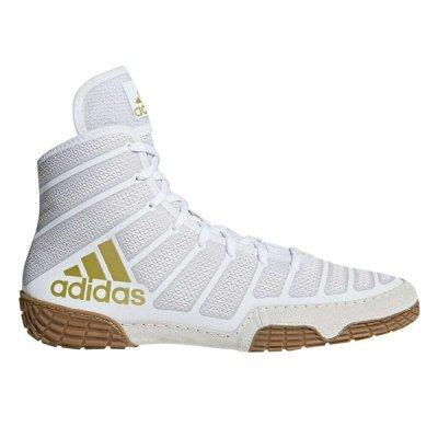 Борцовки Adidas Varner злато-белые