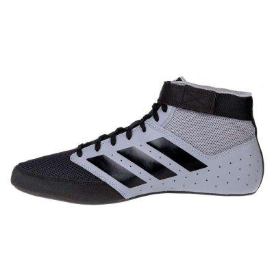 Борцовки Adidas Mat Hog 2.0 Серые