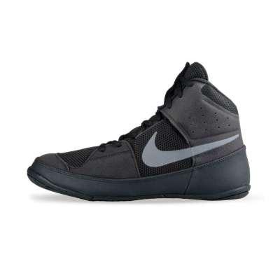 Борцовки Nike Fury Черные