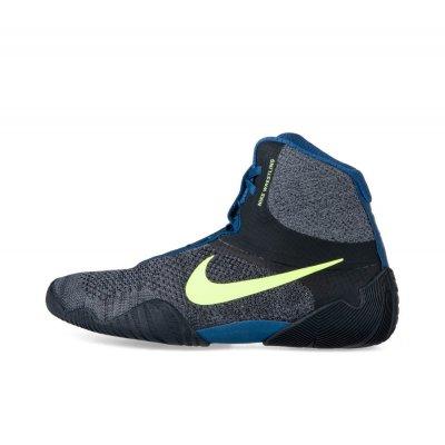 Борцовки Nike TAWA антрацитово-синие