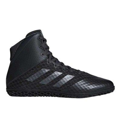 Борцовки Adidas Mat Wizard 4. Черные