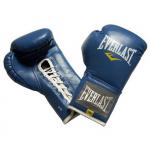 Боевые перчатки Everlast Profi Blue