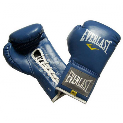 Перчатки Everlast Profi Blue