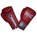 Боевые перчатки Everlast Profi Red