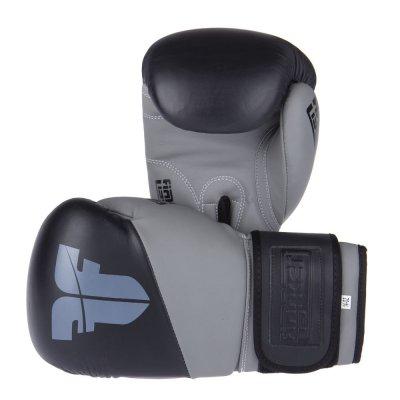 Перчатки Fighter SPLIT черно-серые