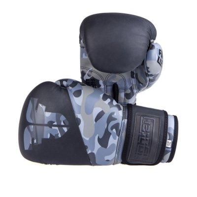 Перчатки Fighter SPLIT черно-маскировочные