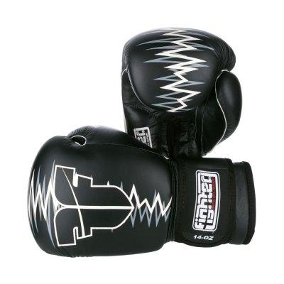 Перчатки Fighter Heartbeat BW
