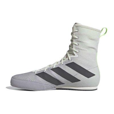 Боксерки Adidas Box Hog 3 Бело-серые