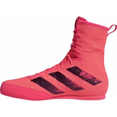 Боксерки Adidas Box Hog 3 Розовые