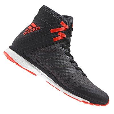 Боксерки Adidas SPEEDEX 16.1 Черные Continental