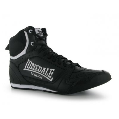Боксёрки Lonsdale Черные