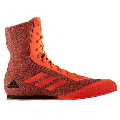 Боксерки Adidas Box Hog Plus Красные