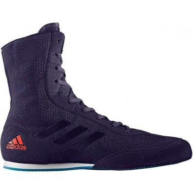 Боксерки Adidas Box Hog Plus Темно-синие