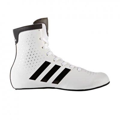 Детские боксёрки Adidas KO Legend 16.2 Kid Белые