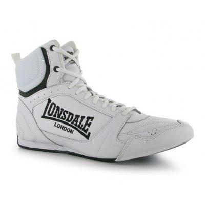 Боксёрки Lonsdale Белые