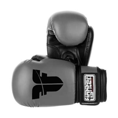 Перчатки Fighter Серые