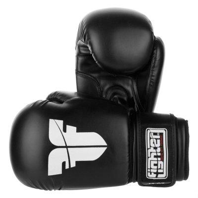 Перчатки Fighter Черные