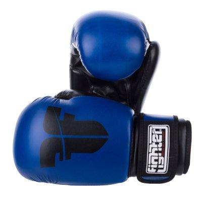 Боксерские перчатки Fighter Синие