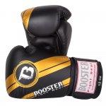 Боксерские перчатки Booster Золотые