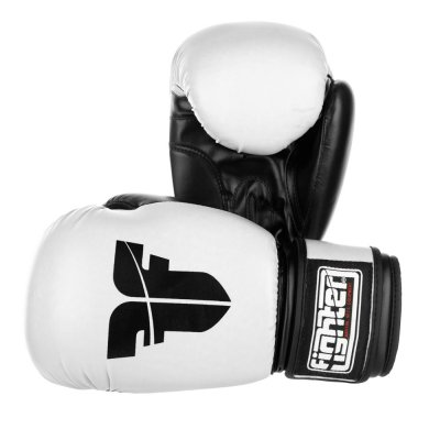 Перчатки Fighter Белые