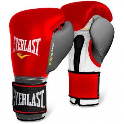 Перчатки Everlast Powerlock Красные