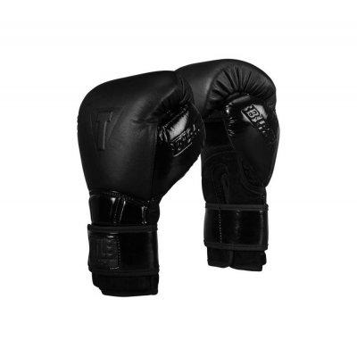 Перчатки Title Black Firerce Черные
