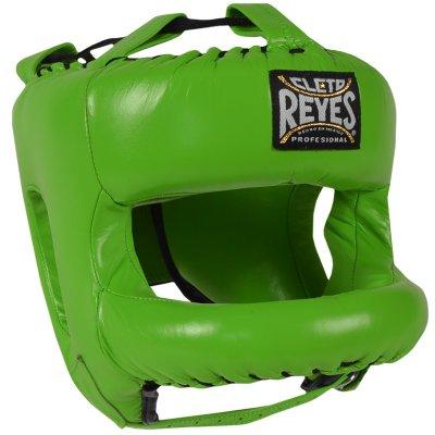 Шлем с бампером Cleto Reyes Зеленый