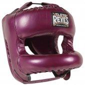 Шлем с бампером Cleto Reyes Пурпурный