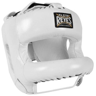 Шлем с бампером Cleto Reyes Белый