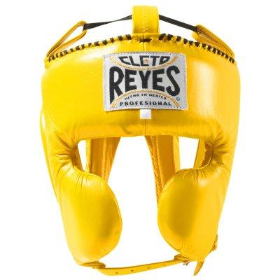 Шлем Cleto Reyes Желтый