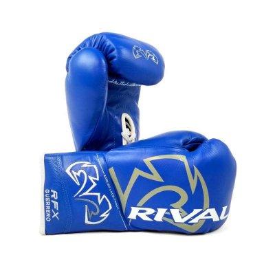 Перчатки Rival RFX-Guerrero Синие