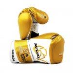 Снарядные перчатки RFX-Guerrero Intelli Shock Золотые