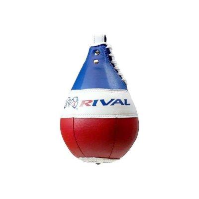 Пневматическая груша Rival Speed Bag Триколор