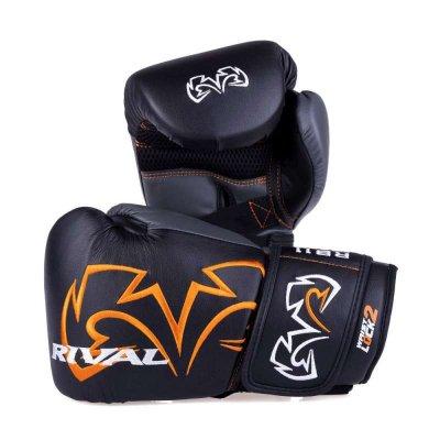 Снарядные перчатки Rival RB11 Черные